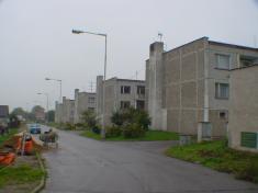 Sídliště Sadová