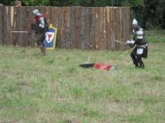Rekonstrukce historické bitvy